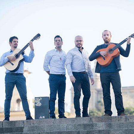 Nadim Robert Majure - Guitar Trio