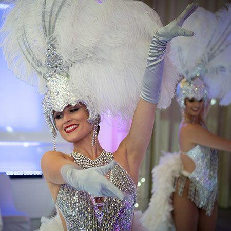 The Vegas Show Girls - Diamonds Are Forever