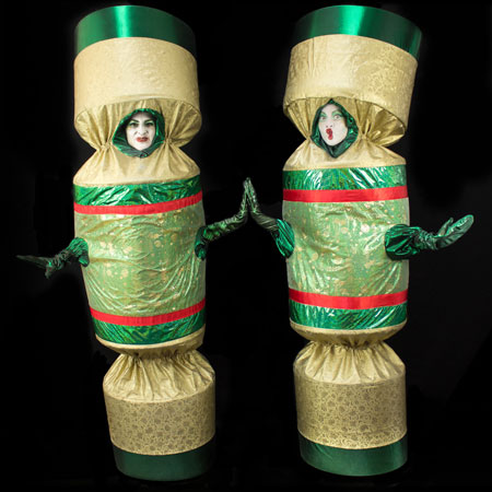 Absolutely Crackers - Comedy Christmas Cracker Duo