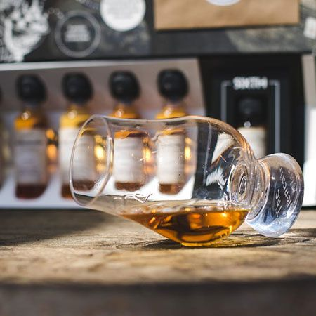 Once upon a whisky tour - virtual