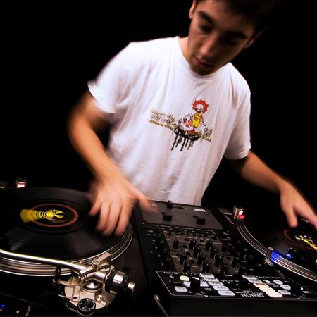 JFB SCRATCH - Live DJ Scratching