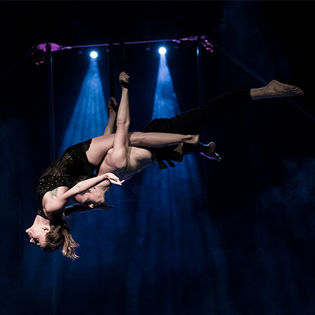 Alchemy Flame - Duo Aerial Show
