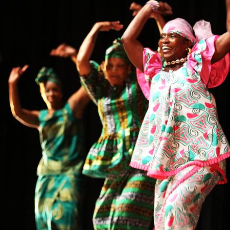 Keur Khaleyi African Dance Company