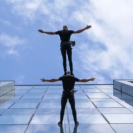 F&B Acrobatics - Gravity Dance