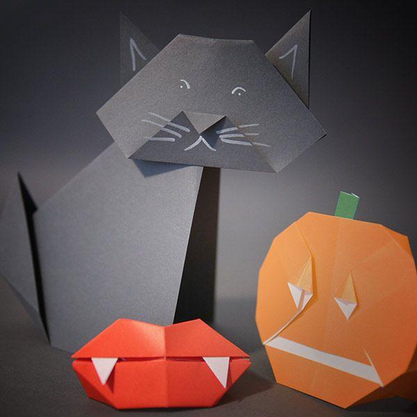 Papershake Origami -  Online Horrorgami