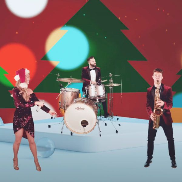 i Pop Party Band - Christmas Sing-Along