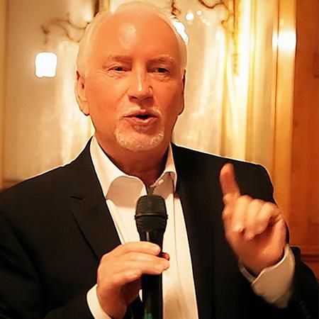 Ray Hammond - Futurist Speaker
