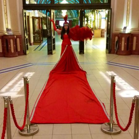 Pastiche - Red Carpet Dress
