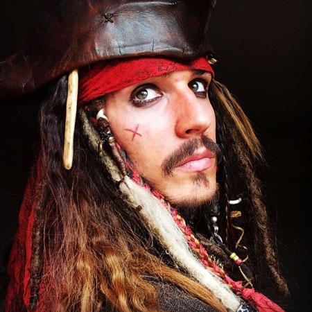 Jason Coster - Jack Sparrow