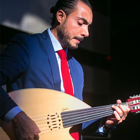Mohamed Chamdin - Oud