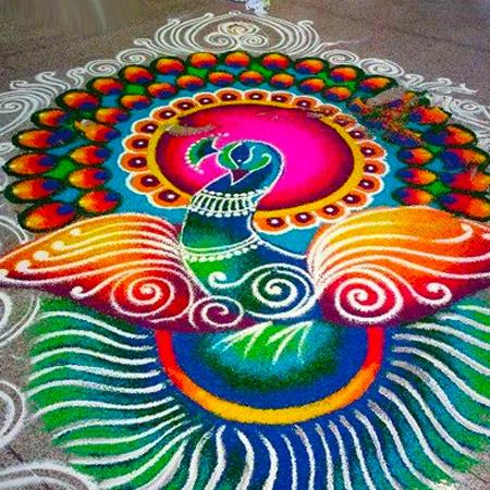 Rangoli Arts and Design