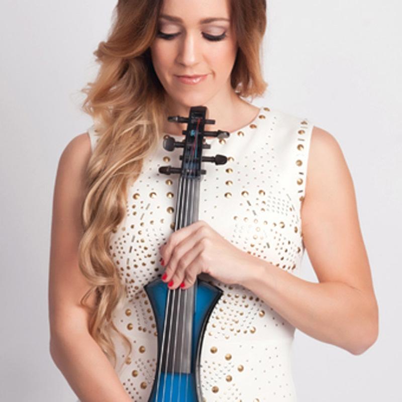 Miss Bow Violinist