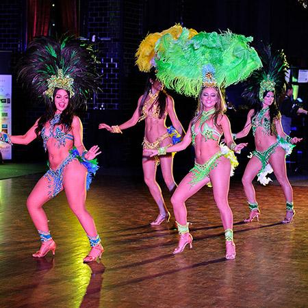 FX Entertainment - Brazilian Show Girls