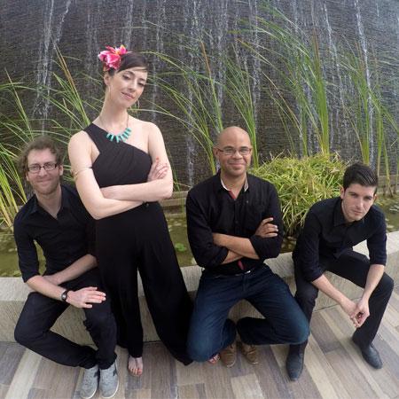 The DCNS Quartet