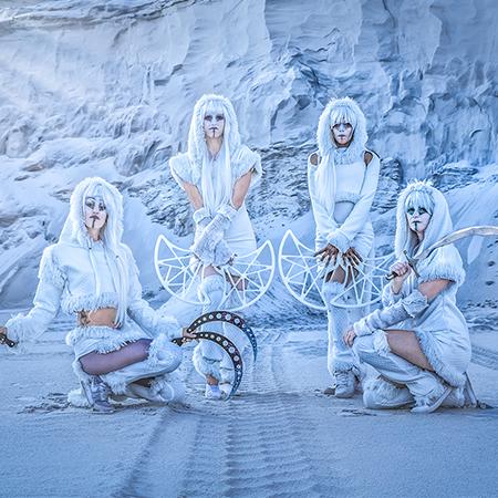 Cie Hanabi Circus - LED Winter Parade