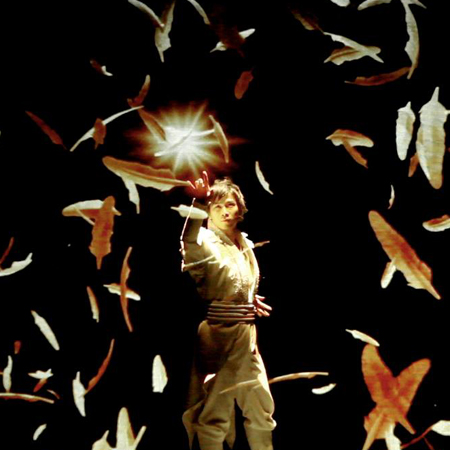 Hiroki Hara - Hologram Illusion Show