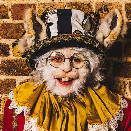 Civilised Mess - Alice in Wonderland Characters