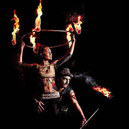 Alchemy Flame - Fire Show