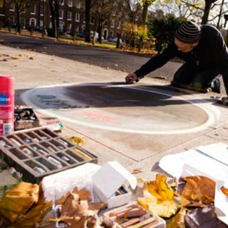 Jon Hicks - Pavement Artwork