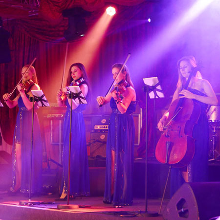 Urban Soul Orchestra - Bollywood Strings