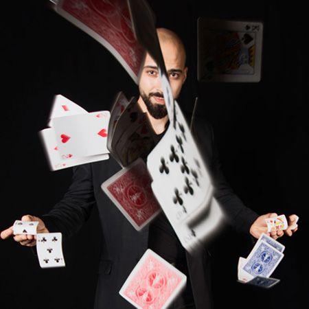 Alexis Ricardo - Magician & Illusionist