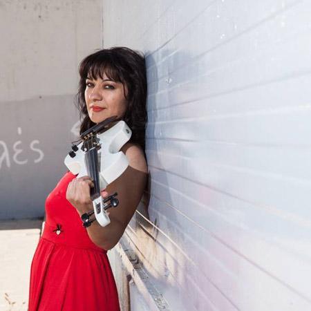 Bruna Malo - Solo Violinist