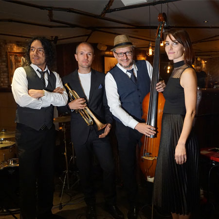 Jazz Boost - Jazz Band