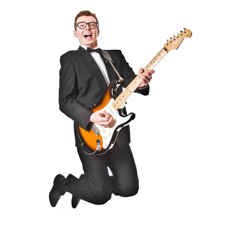 Nick Player as Buddy Holly