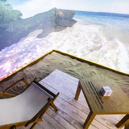 Kraftwerk - Interactive 360 Cave