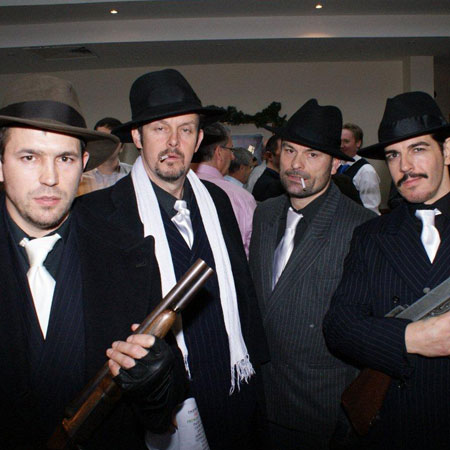 Stunt Action Specialists - Prohibition Theme