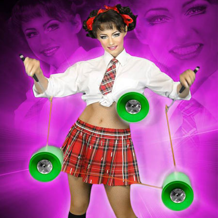 Diabolo Diva - School Girl