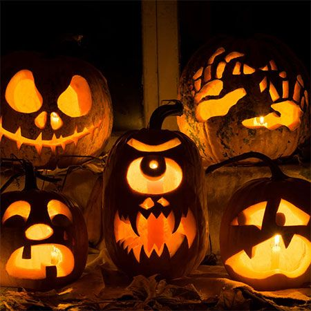 Fruitima - Virtual Pumpkin Lanterns
