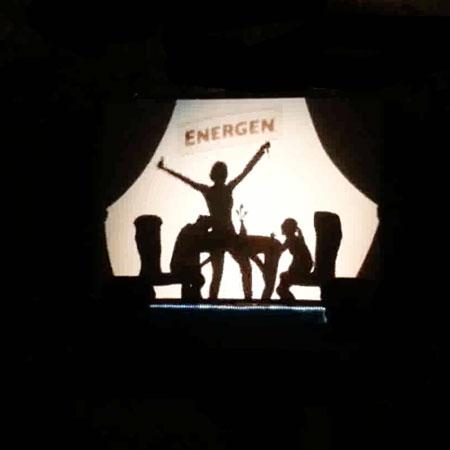 Air Dance - Shadow Show