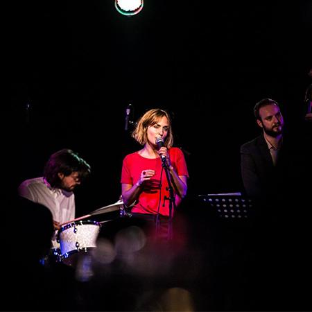 Elia Fragione - Soul/Swing/Jazz Music