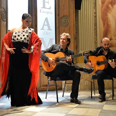 Javier Luque - Flamenco Events (tablao flamenco)