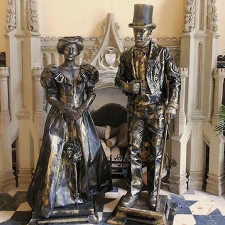 Statueman living statues