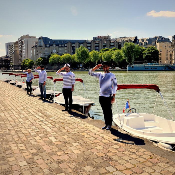 Marin D'eau Douce- Electric Boat tours