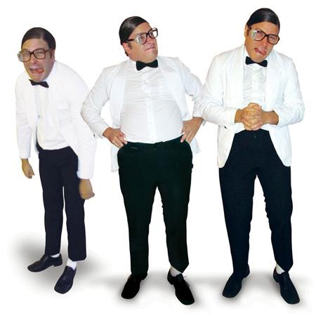 Ricardo Rapaz - Comic False Waiter