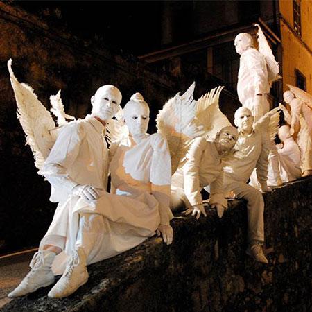 Silence Teatro - White Angels