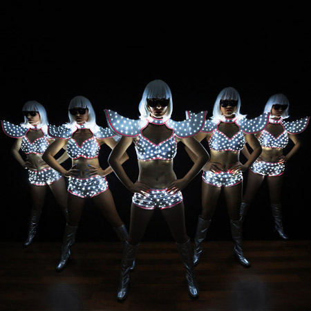 Luxe Productions - LED Gaga Show