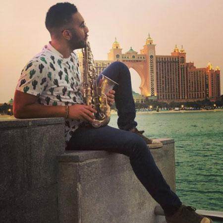 Waleed Mahgoub - Saxophone Player