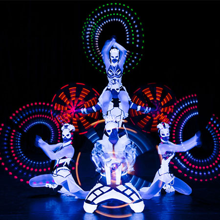 Anta Agni - Crystal Light Show