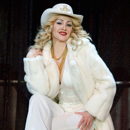 Coty Alexander as Madonna