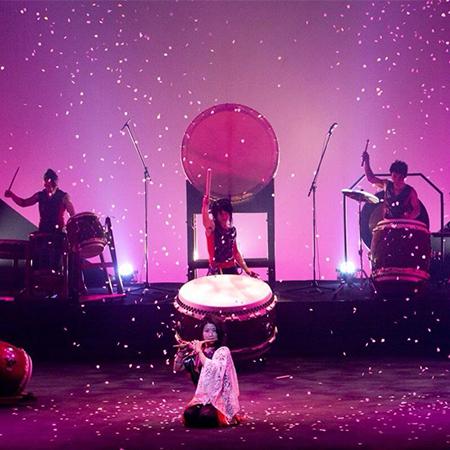 Creative Trust Japan - ZEN (Taiko Drummers)