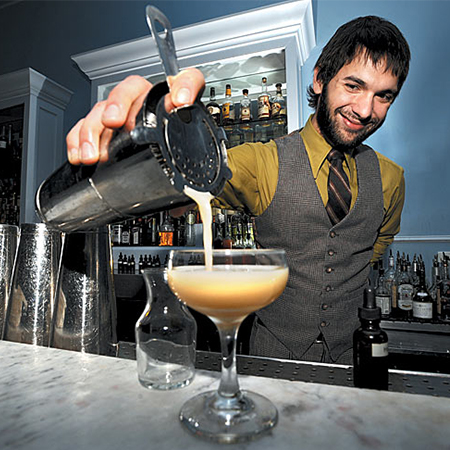 Dreams and Adventures - The Barman