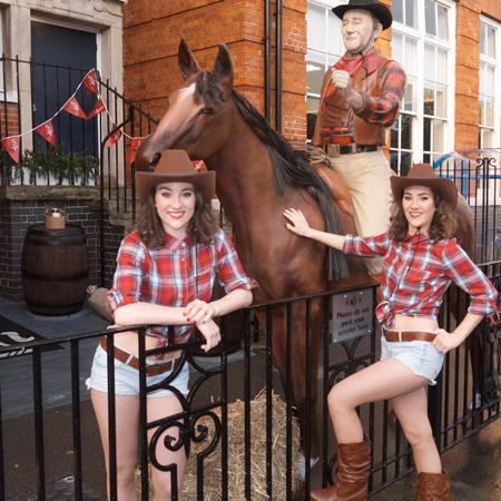 The Twin Swing - Wild West Dancers