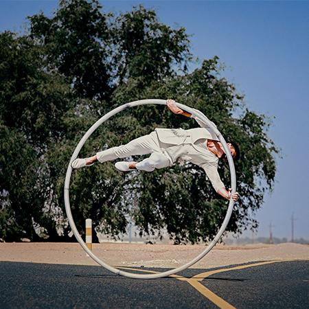 Andrey Tkachenko - Cyr Wheel