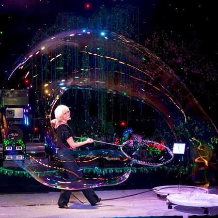 Silvia Graffurini - Bubble Show