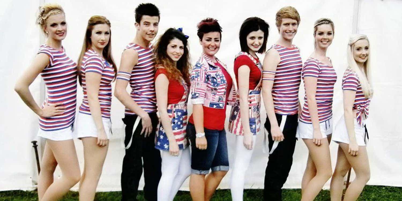 Young Devon Singers Perform At Bahrain Formula 1
