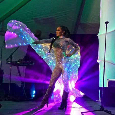 Phoebe Samba Dancers Group - LED Dancers